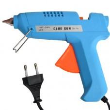 Пистолет клеевой ZD-7А под клей 11мм, 60W, в блистере
