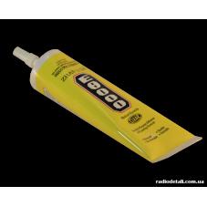 Клей универсальный, пластичный, водонепроницаемый  E 8000(110мл)
