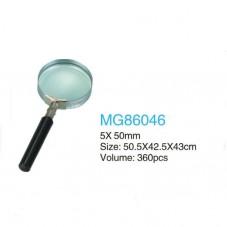 Ручная лупа MG86046, 5Х, диам. 50 мм
