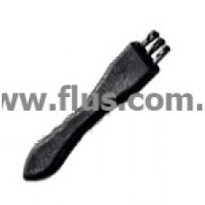 Щетка ESD, ZD-155С, 150х16мм, 3 пучка