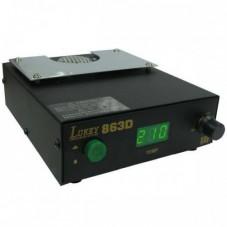 Преднагреватель плат LUKEY 863D