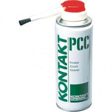КОНТАКТ PCC, очиститель плат от остатков флюса(200мл)