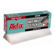 """Клей прозрачный, 11мм, упак.-1кг., """"AKFIX"""" HM208"""