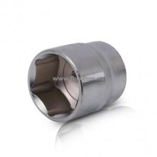"""Головка шестигранная 1/2"""", 32x44 мм,хром-ванадий INTERTOOL ET-0032"""