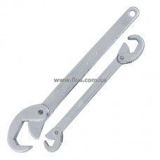 Набор трубных накидных ключей 9-32 мм INTERTOOL XT-3002
