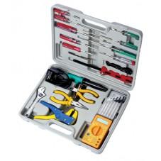 Набор радиотехнического инструмента ZD-900 в чемодане