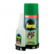 Суперклей Hercul с активатором (50г + 200мл)