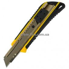 Канцелярский нож 18 мм R'Deer RT-307A