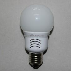 Лампочка светодиод. 220В, 5Вт, Е27, 6500K, холодный свет, диам.-60мм