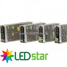Блок питания для LED ленты 120W, 12V, 10A, негерметичный