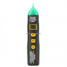 Инфракрасный термометр MS6580 + бесконтактный детектор напряжения