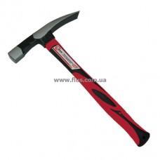 Молоток каменщика 510 г, ручка из фибергласса INTERTOOL HT-0240