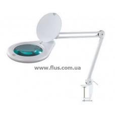 Косметологическая лампа-лупа Magnifier Vast Lamp, 3 диоптрии, диаметр 180 мм