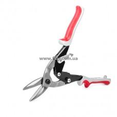Ножницы по металлу 250 мм прямые INTERTOOL HT-0177
