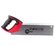 Ножовка пасовочная по дереву 350 мм, 12 зуб.x1