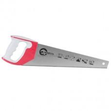 Ножовка по дереву 400 мм с каленым зубом, 3-ая заточка 11 зуб.x1
