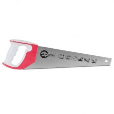 Ножовка по дереву 450 мм с каленым зубом, 3-ая заточка 11 зуб.x1