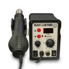 Паяльная станция BAKU BK-878D (фен+паяльник)