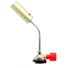 Горелка газовая, регулятор, сопло D=23мм INTERTOOL GB-0026