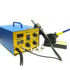 Паяльная станция YX852D+; (фен+паяльник, цифровая индикация)