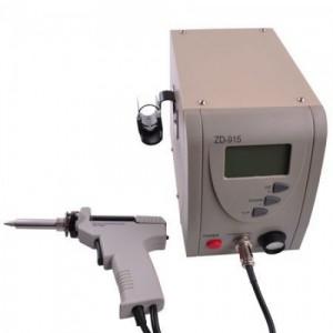 Паяльная станция с отсосом припоя ZD-915 80w