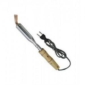 Паяльник TLW-100 220V с деревянной ручкой