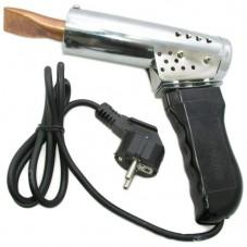 Паяльник TLW-500W, 220V, с деревянной ручкой