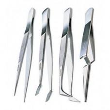 Набор пинцетов металлических 808-389 от Proskit (4 шт.)
