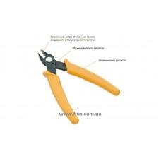 Кусачки Hanlong НТ-222 для обрезки кабеля до 1мм, прецизионные