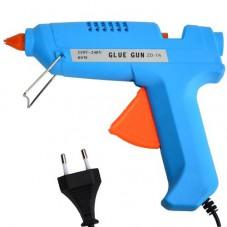 Пистолет клеевой ZD-7А под клей 11мм, 80W, в блистере