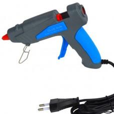 Пистолет клеевой ZD-6CK под клей 11мм, 25W, с клеем (6шт.), в кейсе