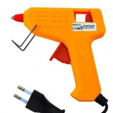 Клеящий пистолет MI-02, под клей 7мм, 25W, жёлтый