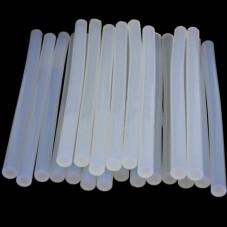 Термоклей диам.-11мм, длина - 200мм, прозрачный (1кг)