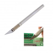 Нож-скальпель цанговый, Proskit 8PK-394A(малый)