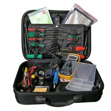 Набор радиотехнического инструмента в чемодане ZD-971