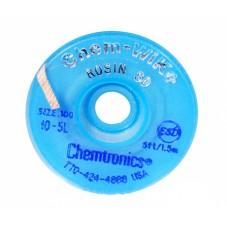 Распаивающая лента с флюсом Chem-WIK HQ-WICK-S5 4.5мм/1.5м