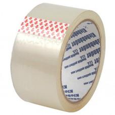 Прозрачный скотч упаковочный 48 мм x 100 м
