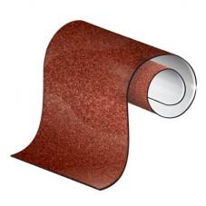Шлифовальная шкурка на тканевой основе К80, 20 cм x 50 м INTERTOOL BT-0718
