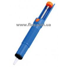 Оловоотсос помповый ZD-208, пластиковый