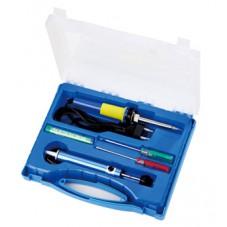 Набор инструментов для пайки ZD-921B в пластиковом кейсе