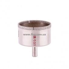 Коронка трубчатая по стеклу и керамике 50 мм INTERTOOL SD-0368