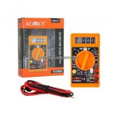 Мультиметр универсальный KEMOT KT830BUZ