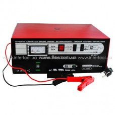 Автомобильное зарядное устройство для АКБ INTERTOOL AT-3017