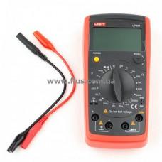 Мультиметр UT601 (емкость и сопротивление)