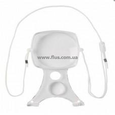 Лупа для вышивания 2+4X увеличение, диаметр 100+38мм, Magnifier 11088