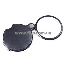 Лупа карманная 5X увеличение, диаметр 45 мм, Magnifier 85032