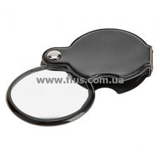 Лупа карманная 5X увеличение, диаметр 48 мм, Magnifier 85034